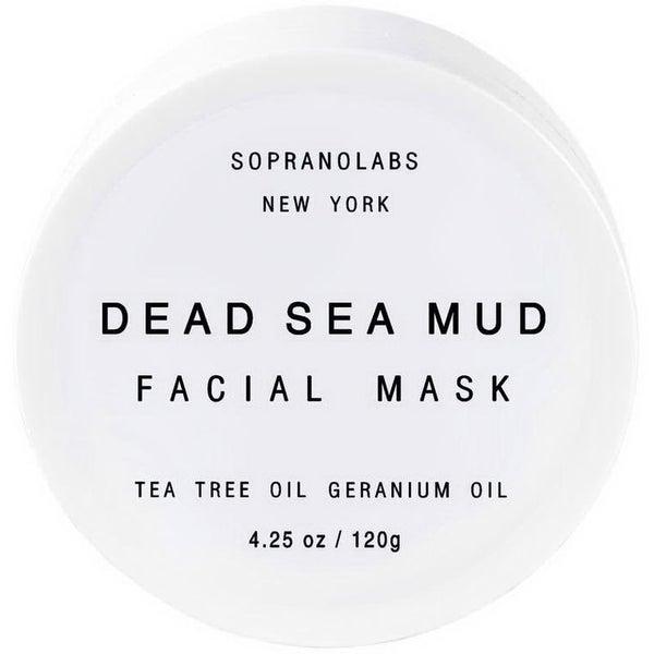 Dead Sea Mud Facial In Tea Tree