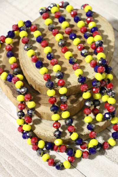 Circus Point Of Perfection Beaded Necklace