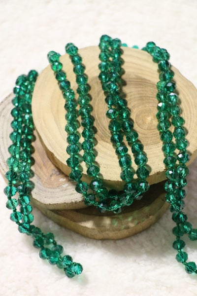 St. Patrick's Day Point Of Perfection Beaded Necklace