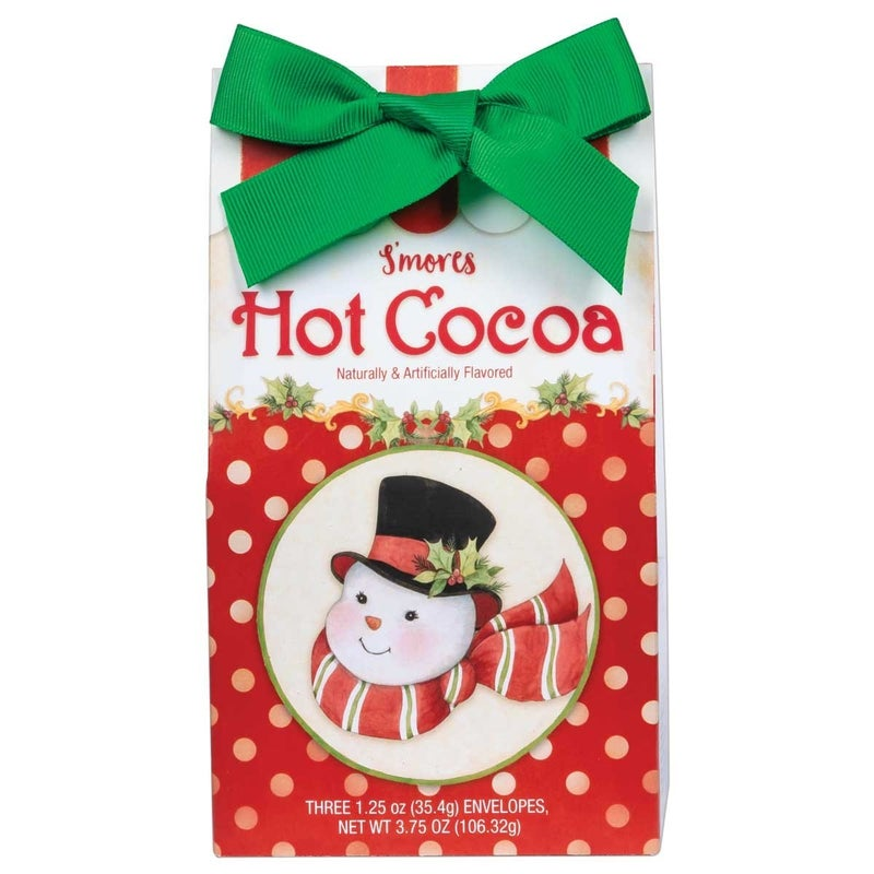 Old Fashioned S'more Hot Cocoa Mix - 3 Envelopes