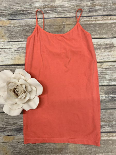 Play That Song Spandex Cami Tank Top in Multiple Colors - One Size