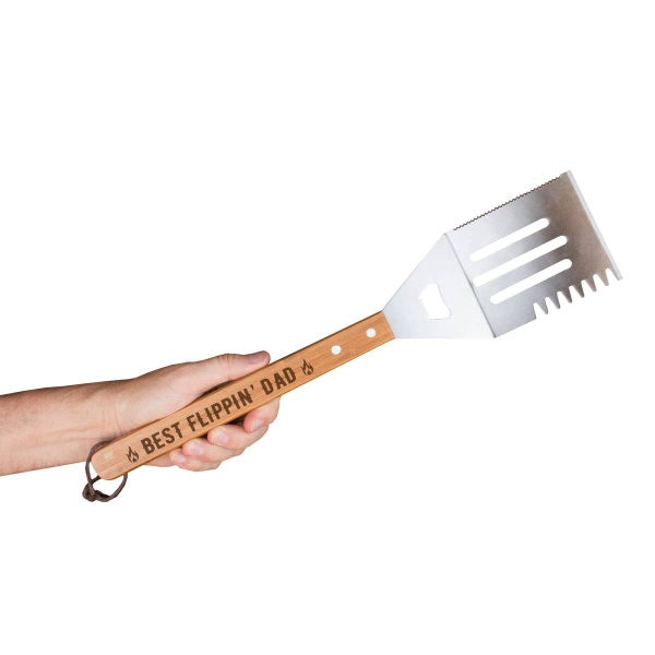 Multi-Functional Grill Spatulas for the Man in Your Life - Multiple Sayings
