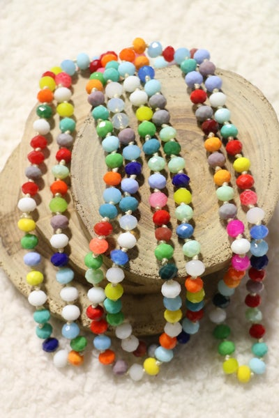 Under the Sea Point Of Perfection Beaded Necklace