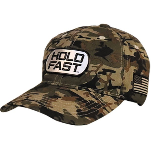 Hold Fast Mens Camo Cap - One Size Fits Most