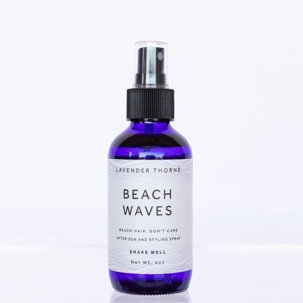 Beach Waves Texture Spray