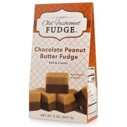 Cassi's Old Fashioned Chocolate Peanut Butter Fudge *Final Sale*