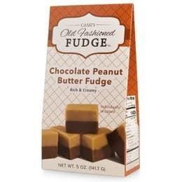 Cassi's Old Fashioned Chocolate Peanut Butter Fudge