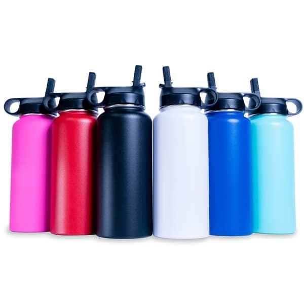 Take It Easy 32 OZ Hydro Water Bottle in Multiple Colors
