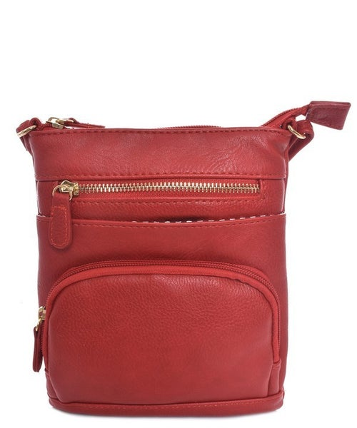 Pull It Together Cross Body Bag in Multiple Colors
