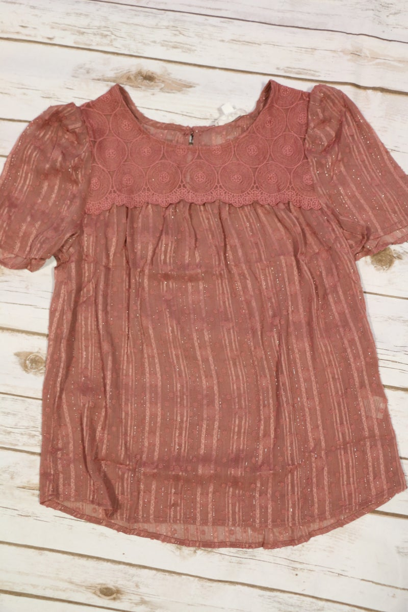Everything She Wants Top In Multiple Colors - Sizes 4-20