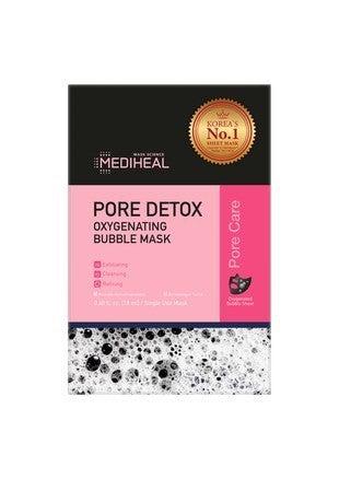 Pore Detox Bubble 5-Pack Face Masks