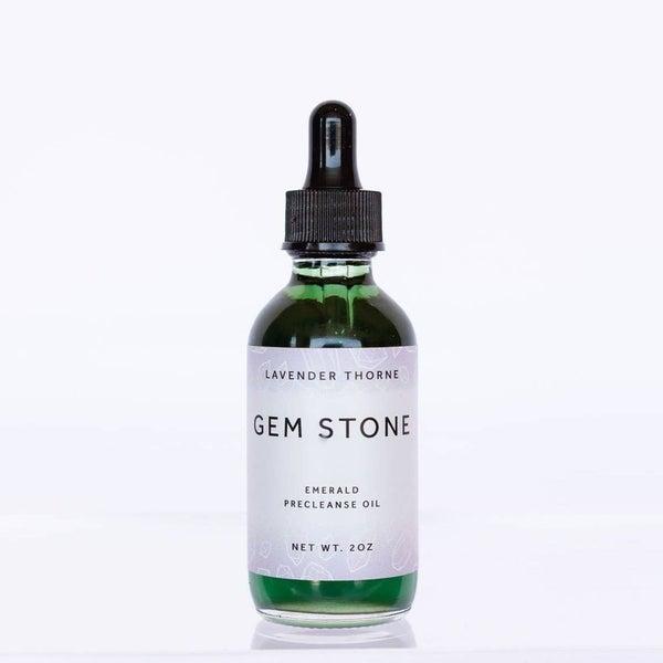 Gem Stone Emerald Precleanse Oil
