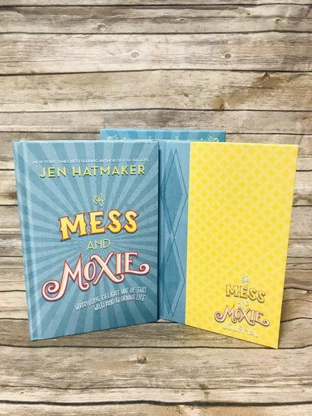 Jen Hatmaker: Of Mess & Moxie Book & Journal