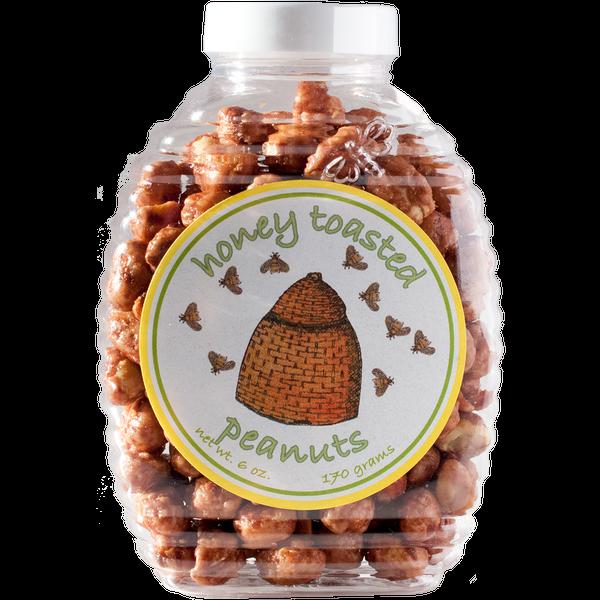 Honey Toasted Peanuts - 6 oz