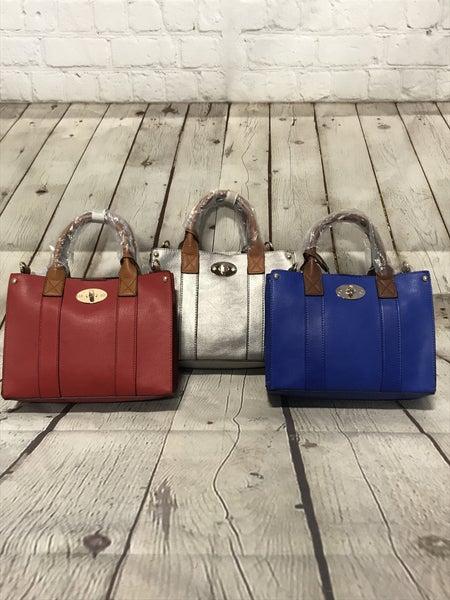 Clutch It To Ya' Stylish Handbag ~ Multiple Colors