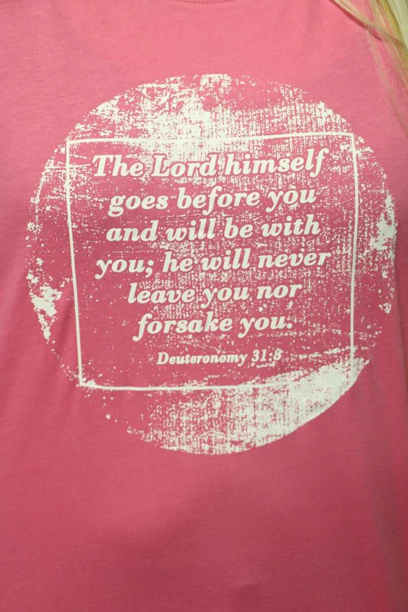 May Month of Ministry Graphic Tee - Sizes 4-20