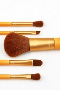 Picture Perfect Bamboo Makeup 5 Brush Set - Multiple Options
