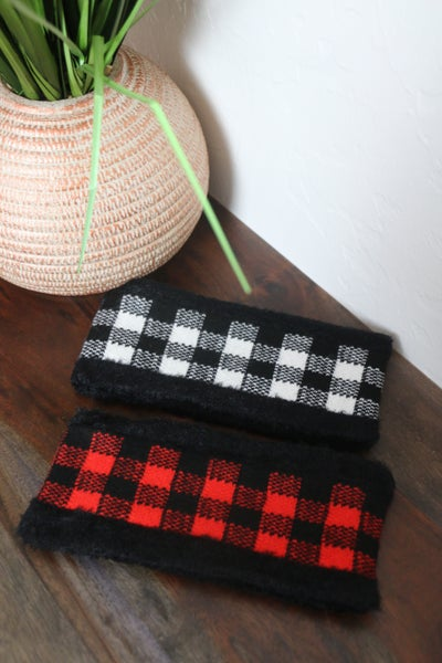 Staying Cozy Super Soft Lined Ear Warmers in Multiple Colors
