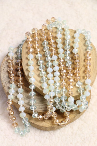 Moldy Bread Point of Perfection Beaded Necklace
