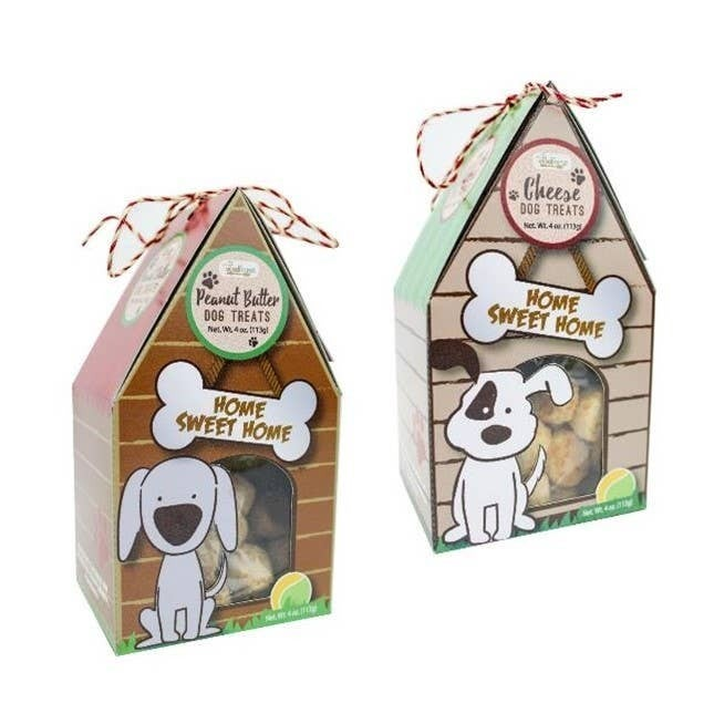 Welcome to the Dog House Dog Treats in Multiple Flavors