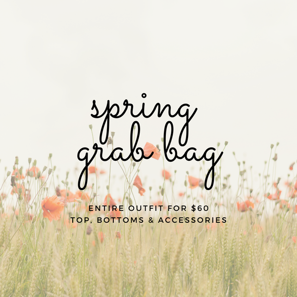 ***PREORDER*** Spring Grab Bag Outfit - Sizes 4-20