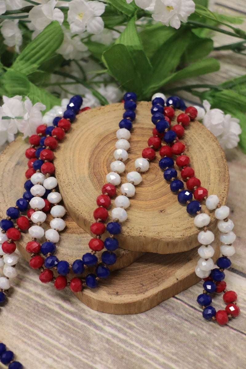 Point Of Perfection Beaded Necklace In USA