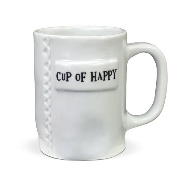 Cup of Happy Artisan Mug