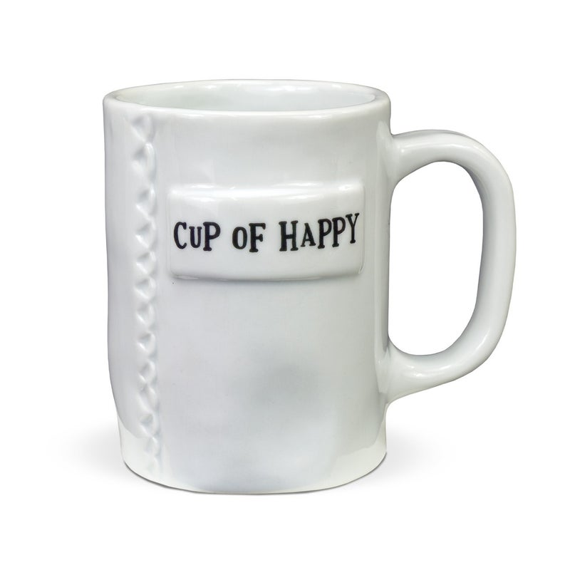 Cup of Happy Artisan Mug