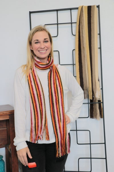 My Favorite Super Soft Striped Scarf In Multiple Colors