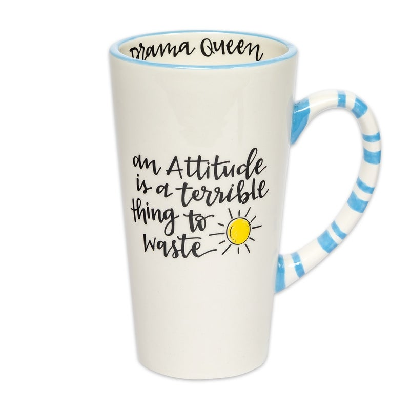 Attitude Is A Terrible Thing To Waste Mug