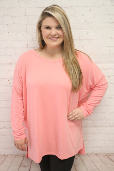 Just to See You Smile Dolman Top in Multiple Colors - Sizes 4-20