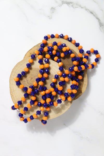Tide Beaded Point of Perfection Necklace