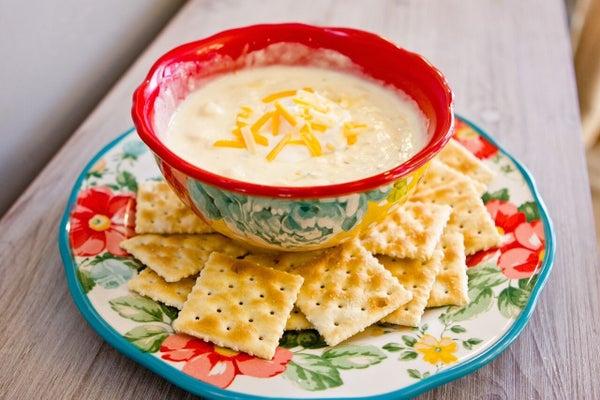 Crockstar Yummy Baked Potato Soup