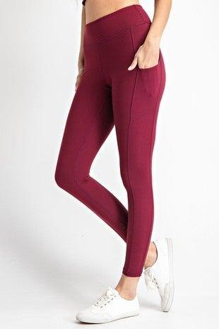 Gotta Start Somewhere Super Soft Athletic Legging in Multiple Colors - Sizes 4-10