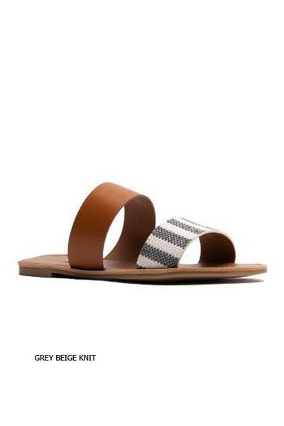 One of the Best Slip on Sandals in Multiple Colors - Sizes 5.5 - 10