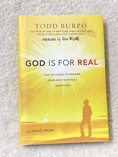 God Is For Real Book