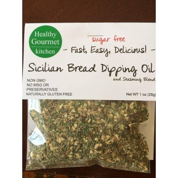 Sicilan Bread Dipping Oil - 1 OZ *Final Sale*