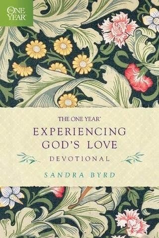 The One Year Experiencing God's Love Devotional Book