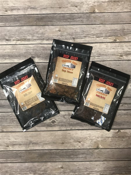 Trading Post Jerky in Multiple Flavors *Final Sale*