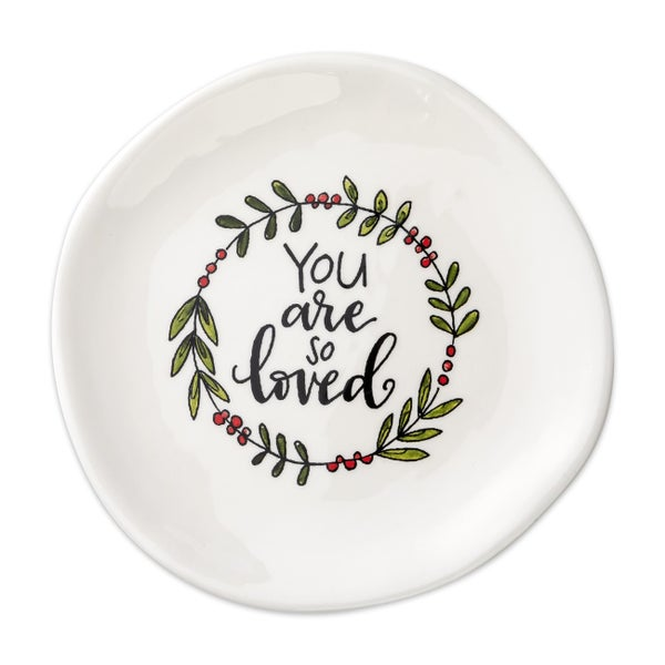 You Are So Loved Trinket Tray