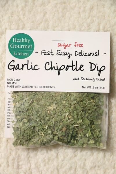 Garlic Chipotle Dip - .5oz  *Final Sale*