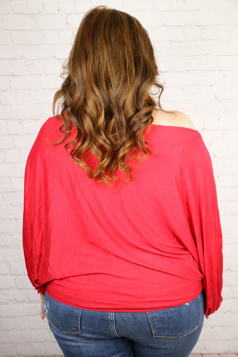 Soaking in the Sunshine Boat Neck with Bubble Sleeve Top in Multiple Colors - Sizes 12-20