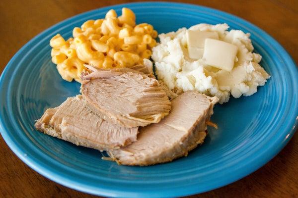 Crockstar Brown Sugar & Garlic Pork Loin
