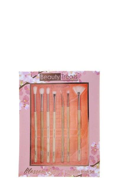 Feeling Lovely Seven Piece Eye Brush Set