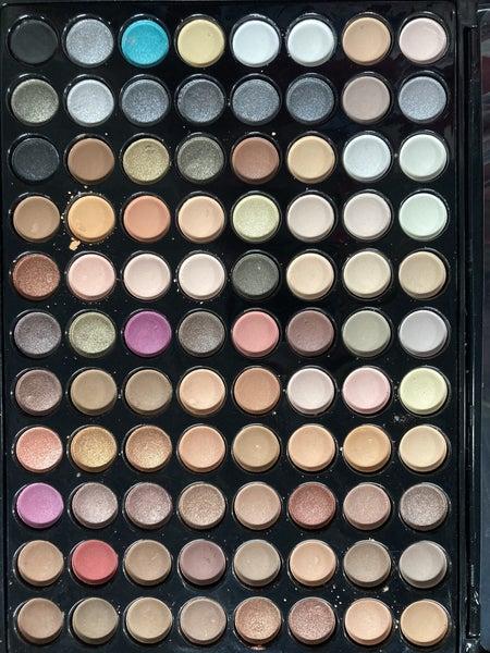 The Original Warm 88 Eyeshadow Palette