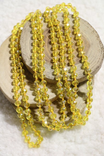 Pineapple Point Of Perfection Beaded Necklace
