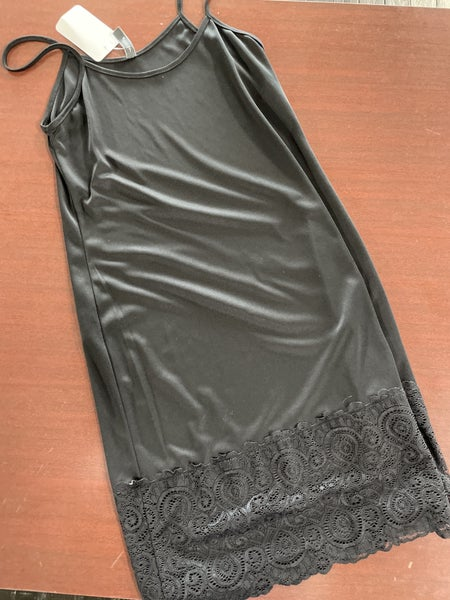 Black Lace Extender - Size Small