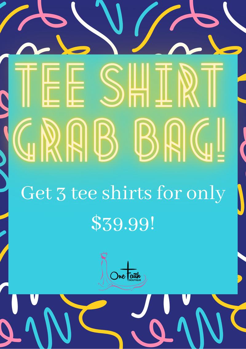 Graphic Tee Grab Bag