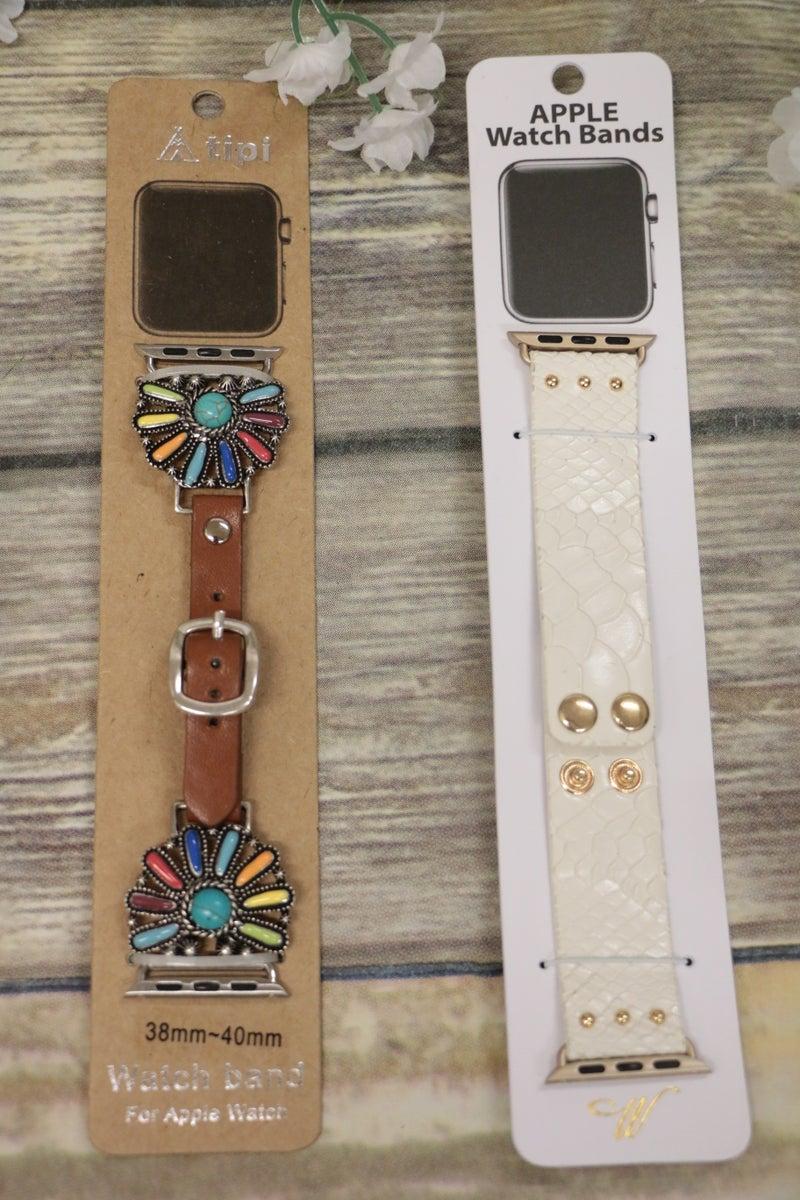 Cute & Fun Apple Watch Bands - Multiple Colors