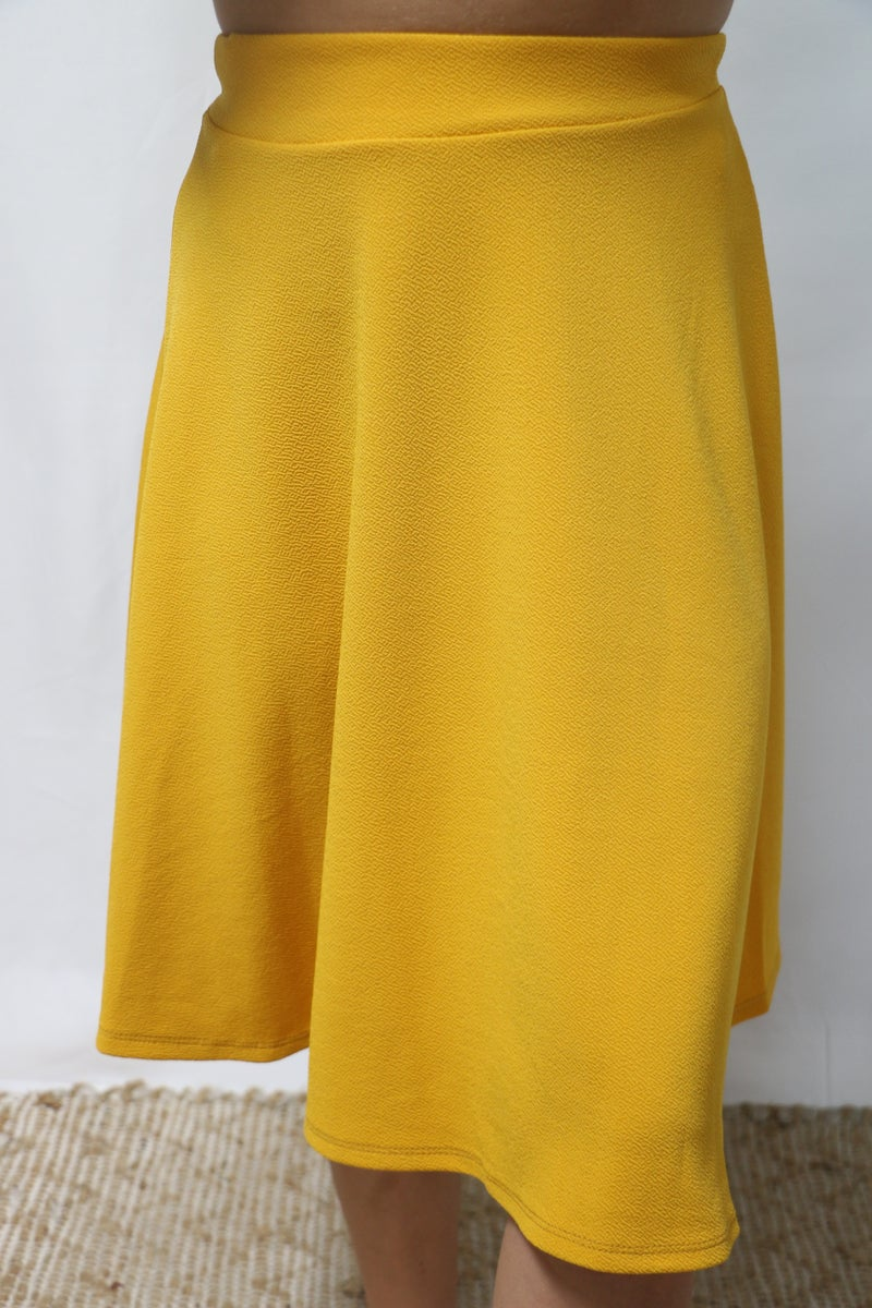 Something Special Circle Skirt in Multiple Colors - Sizes 4-20